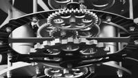 Industrial Clock Gears