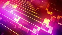 Abstract colored parallel rays background