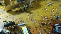 Componente de placa de circuito electrónico