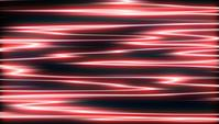 Hermoso fondo de rayas rojas que agita Video 4K