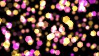 Mooie kleurrijke Bokeh-lichten 4K