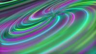Fond animé coloré 4K Twirl