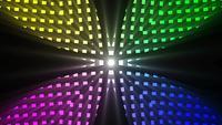 Colorful Lights Background Loop