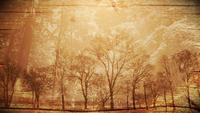 Fantasy-Herbstsaison-Hintergrund