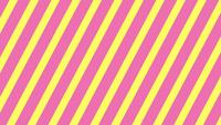 Colorful pattern line animation