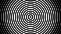 Hypnotisches Design Hintergrundschleife