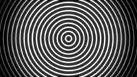Boucle de fond de conception hypnotique