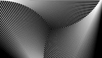Fundo abstrato design triangular