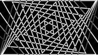 Lazo de fondo de diseño abstracto