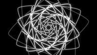 Bucle de diseño abstracto