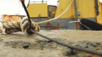 Ship's Rope and cable