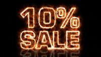 Discount of Ten Percent