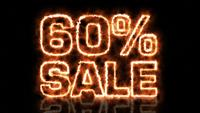 Sixty Percent Sale