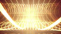 Elektrischer Lichthintergrund