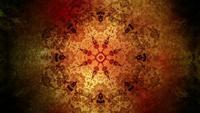 Andlig Mandala bakgrund