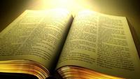 Fond de livre de la Bible