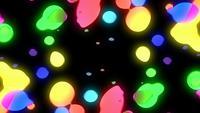 Flüssige Partyblasen