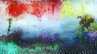 Colorful Art Wall Background