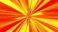 Abstracte rood en geel licht stralen achtergrond