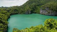 Ilhas Angthong, koh Samui, Tailândia