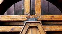 Holzwassermühle
