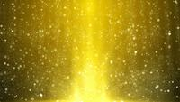 Gold Glitters Background