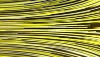 Fondo de líneas de resplandor amarillo
