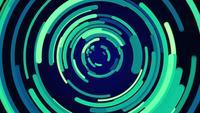 HUD Circles Background Animation