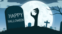 Happy Halloween-animatie