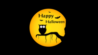 Animation Halloween Hintergrund