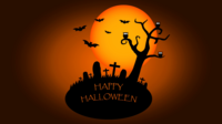 Animation 2D Halloween