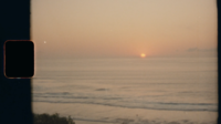 Super 8 - En vacker Bali-solnedgång