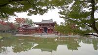 Temple Byodoin, Byodo-in, Uji City, Kyoto, Japon