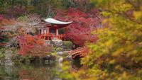 Temple Daigo-Ji, Kyoto, Japon