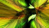 Un tunnel de lumière fractale