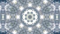 Strobing, Kaleidoscopic Animated Background