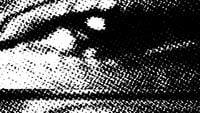 futuristiska tv-ögonflimrar