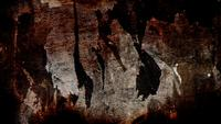 Texture de mur grunge sombre