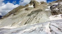 Amazing Glaciers Of The Tonale Pass Mountain
