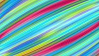 Schleifen bunte Linien