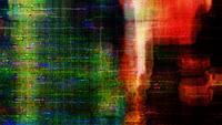 Fusão de formulários de dados futuristas e pulso