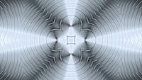 Metallischer und futuristischer Hintergrund