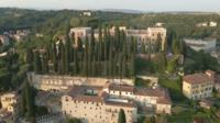 Castel San Pietro, Verona, Italia
