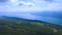 Garda Lake Aerial, Italië