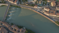 Ponte Pietra Bridge, Verona, Italië