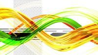 Abstrakter farbiger flüssiger Hintergrund