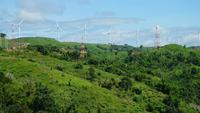 Windturbines in Thailand