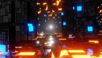 Metal Sci-Fi Corridor