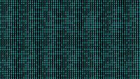 Binary Code Digital Background