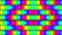 Néons colorés